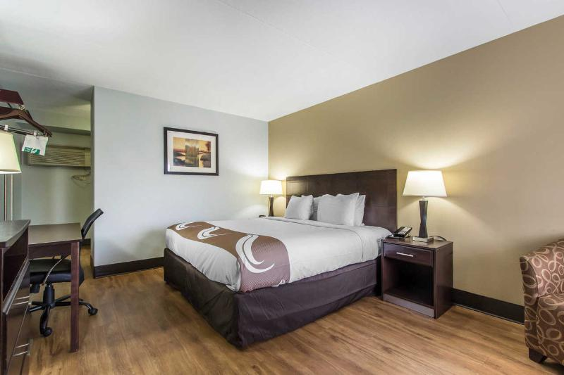 Room Quality Inn Downtown Historic District