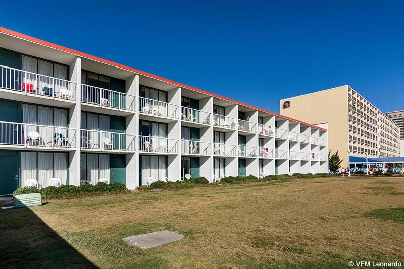 Econo Lodge on the Ocean - Hotel - 2