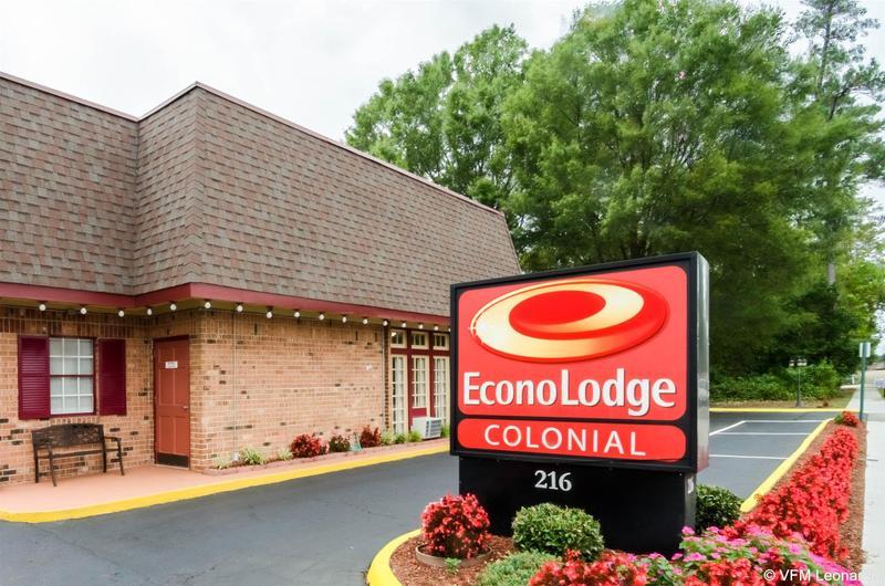 Econo Lodge Colonial - Hotel - 1