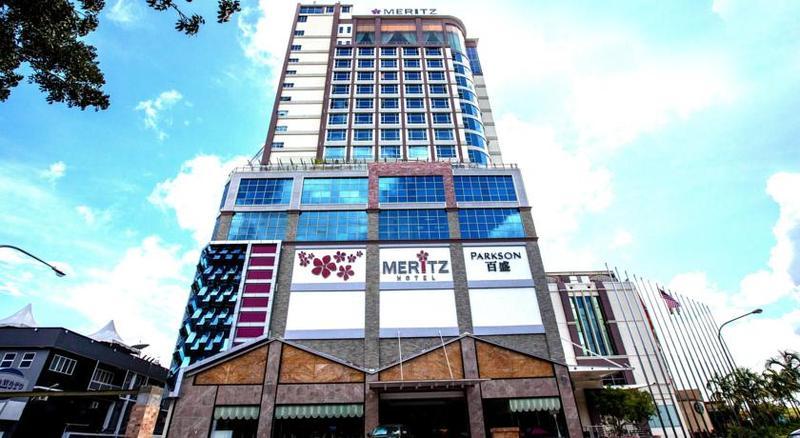General view Meritz Hotel