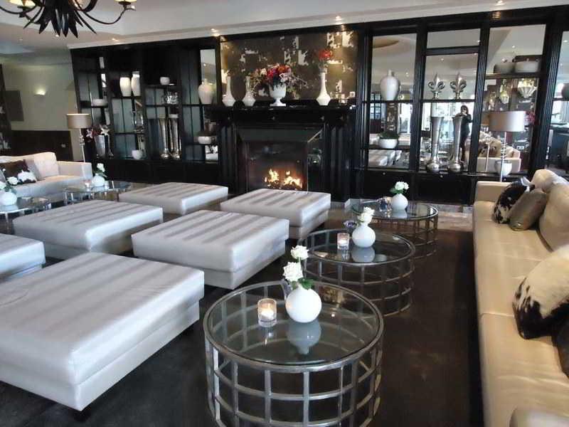 Lobby Gladbeck Van Der Valk Hotel