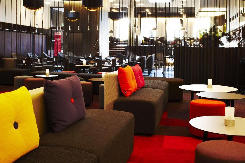 Lobby Scandic Aarhus City
