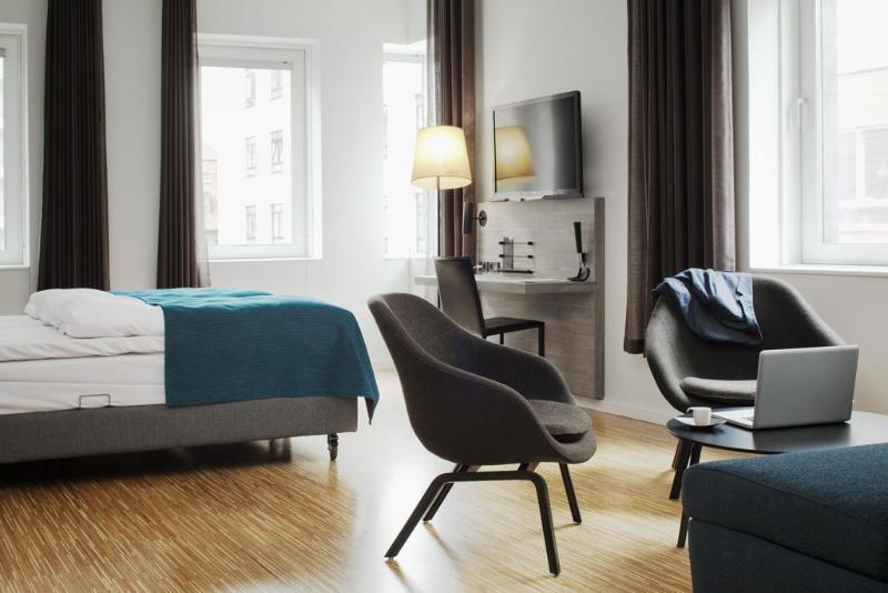 Room Scandic Aarhus City
