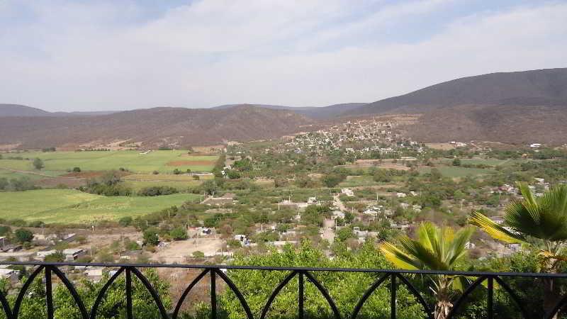 General view Piedras De Sol Solaris Morelos