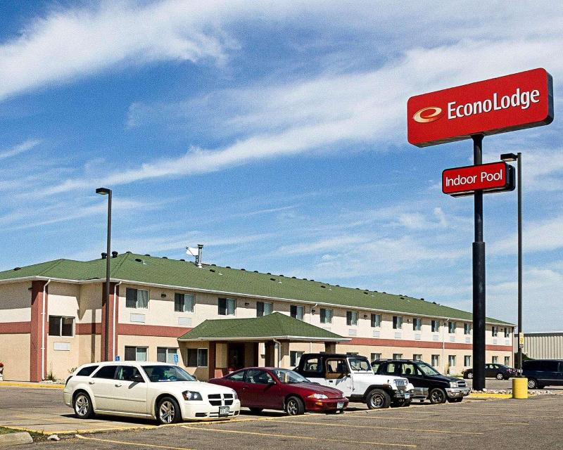 General view Econo Lodge West