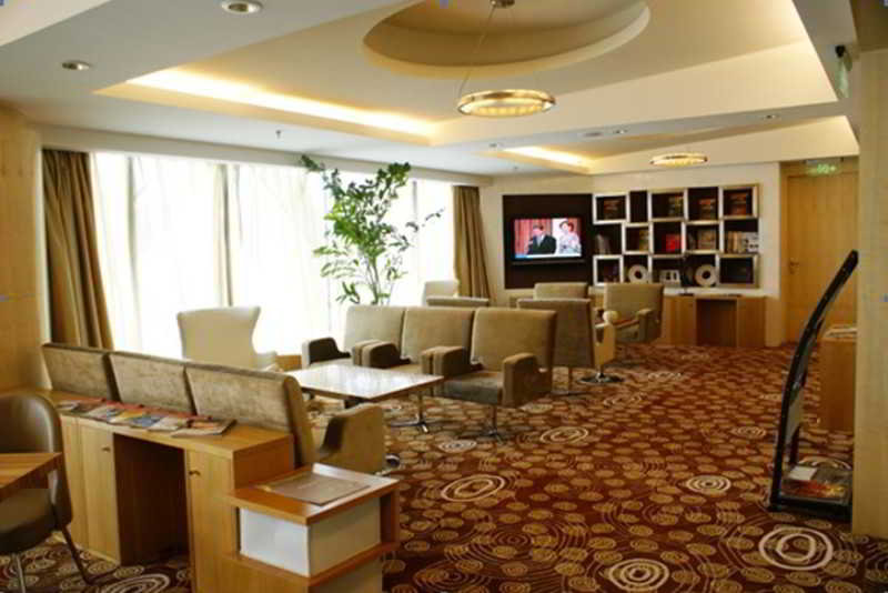 Lobby Holiday Inn Binhai