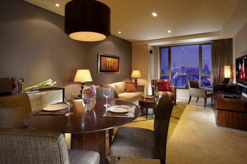 北京奥克伍徳華庭酒店