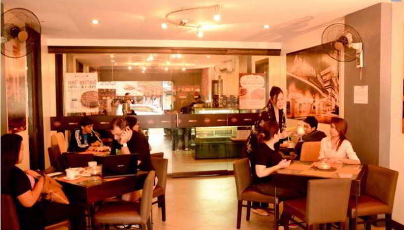 Restaurant The Orange Place Hotel Quezon City