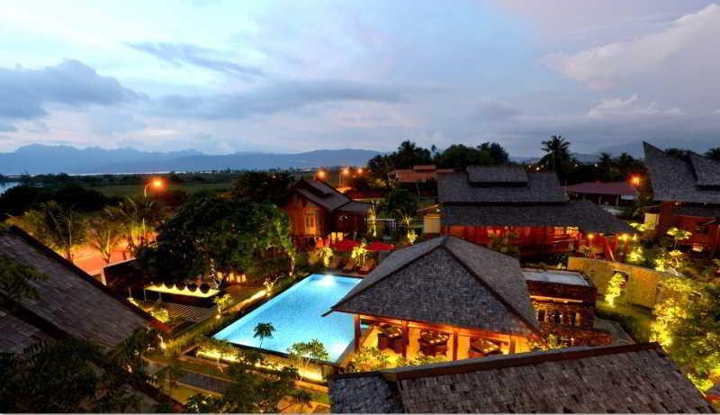 General view Seri Chenang Resort & Spa Langkawi