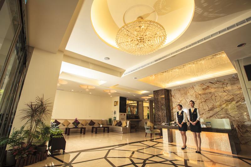 Lobby Lishiuan Hotel