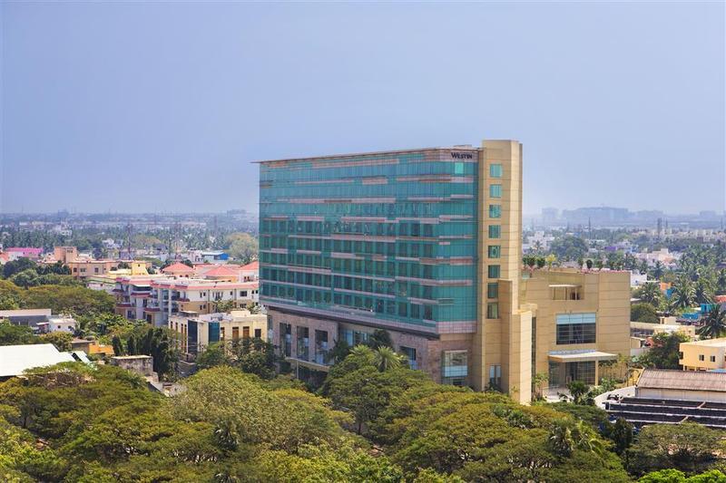 General view The Westin Chennai Velachery