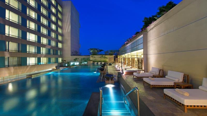 Pool The Westin Chennai Velachery