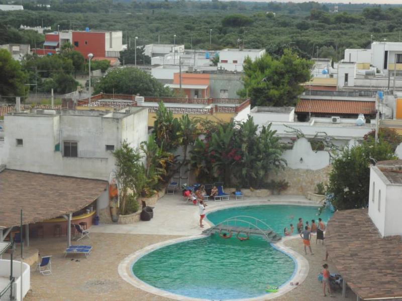 Pool Perla Hotel