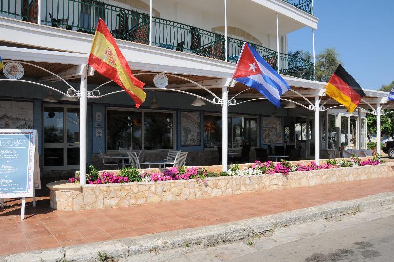 Terrace Perla Hotel
