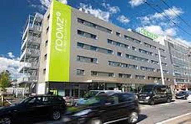 General view Roomz Graz