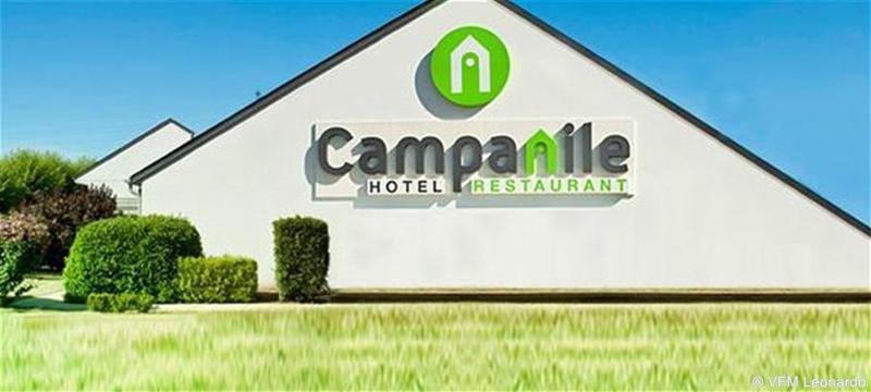Campanile PARIS OUEST - Levallois Perret - Hotel - 5