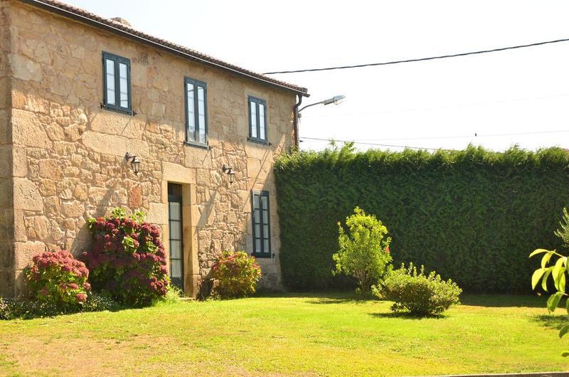 General view A Casa Da Meixida