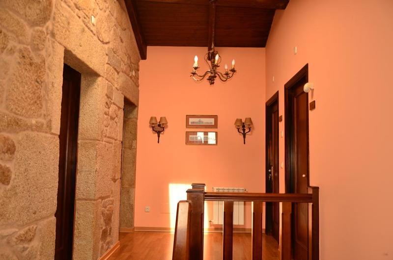 Lobby A Casa Da Meixida