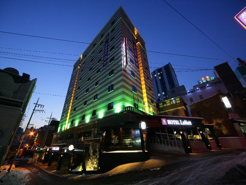 General view La Nuit Hotel Shinchon