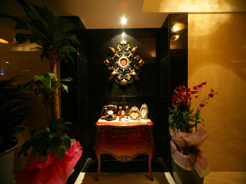 Lobby La Nuit Hotel Shinchon
