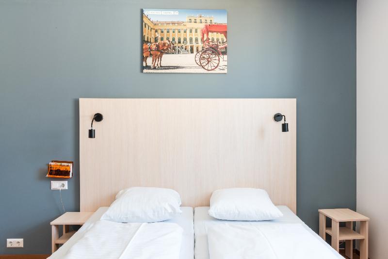 Room A&o Wien Hauptbahnhof