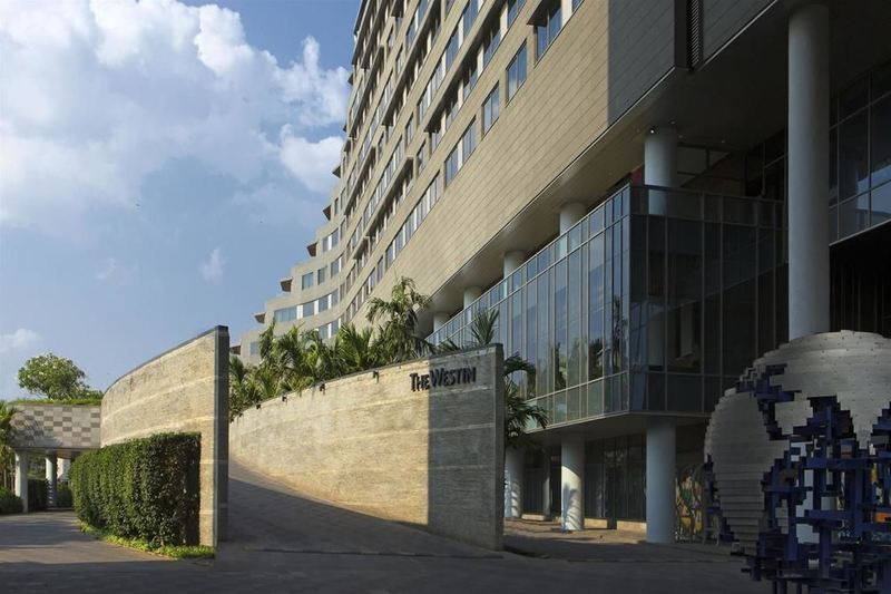 The Westin Pune Koregaon Park - Hotel - 7