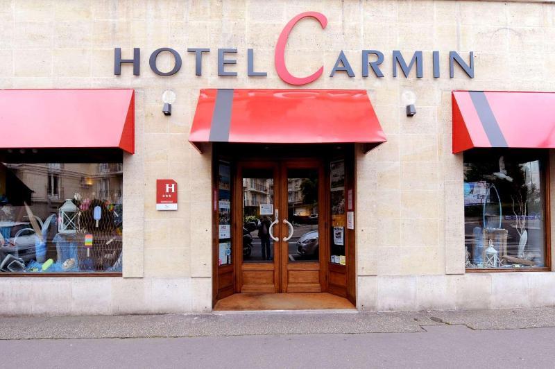 General view Hotel Carmin