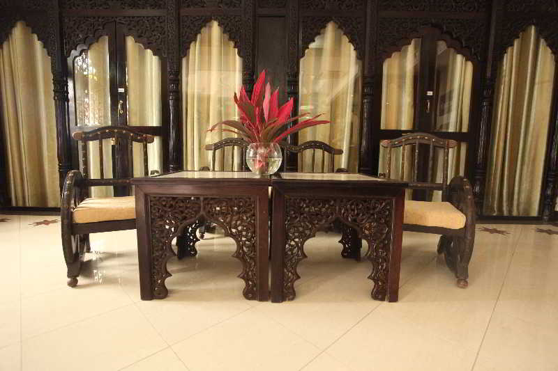Lobby Golden Tulip Zanzibar Boutique