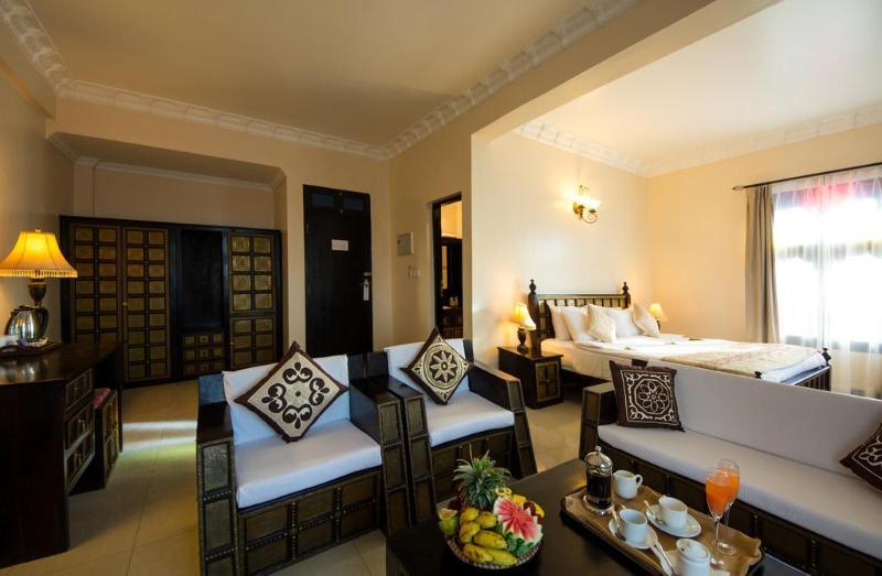 Room Golden Tulip Zanzibar Boutique
