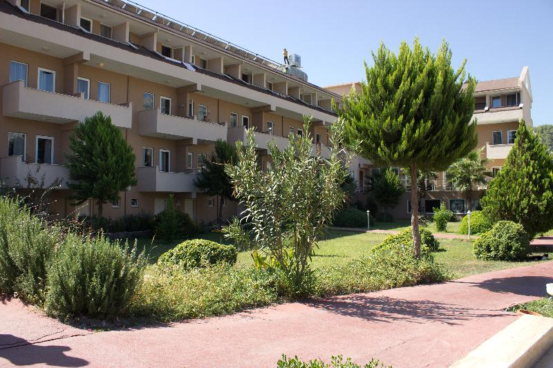 Terrace Ares Dream Hotel