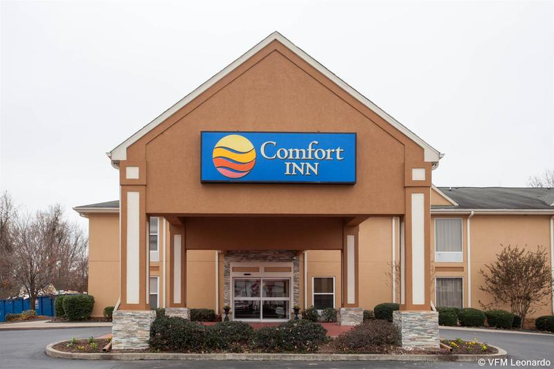 Comfort Inn I-40 East - Hotel - 2