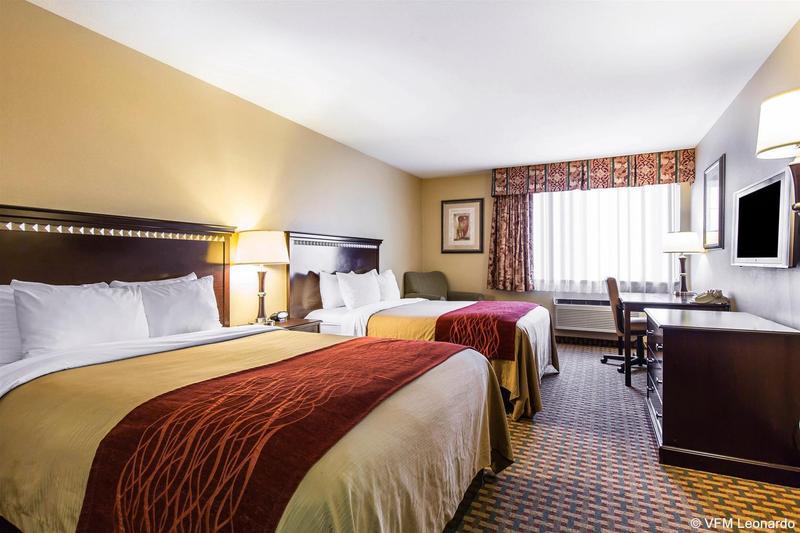 Comfort Inn Humboldt Bay - Hotel - 2