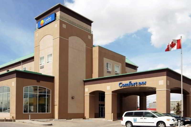 General view Comfort Inn & Suites Airport