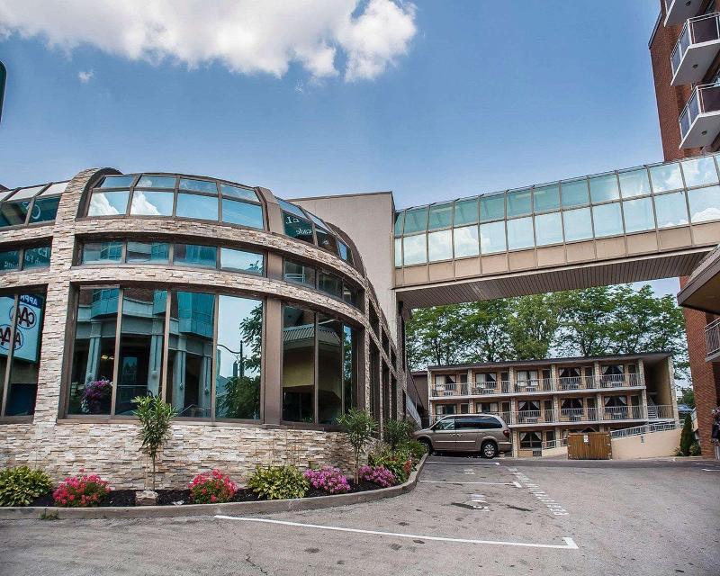 Quality Hotel Fallsview Cascade - Hotel - 2
