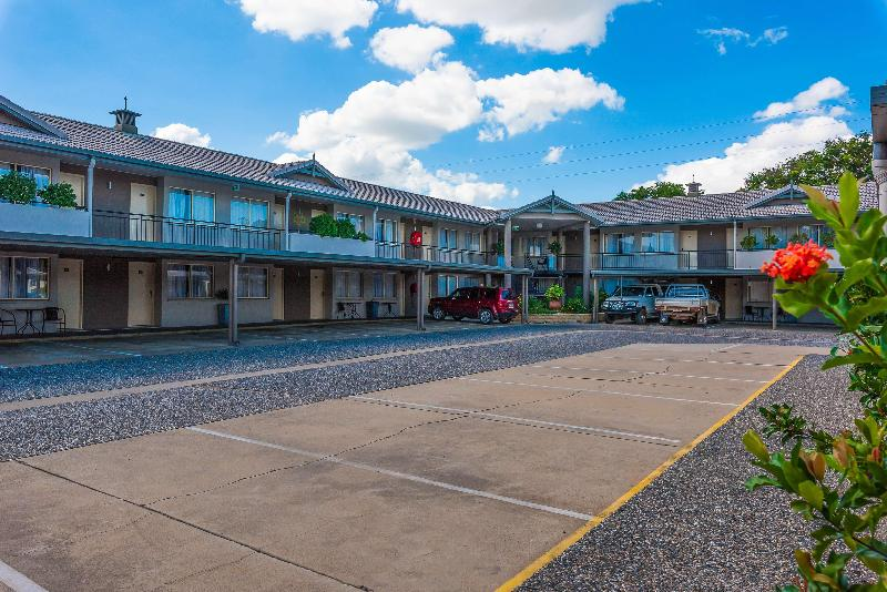 General view Best Western The Stirling Rockhampton
