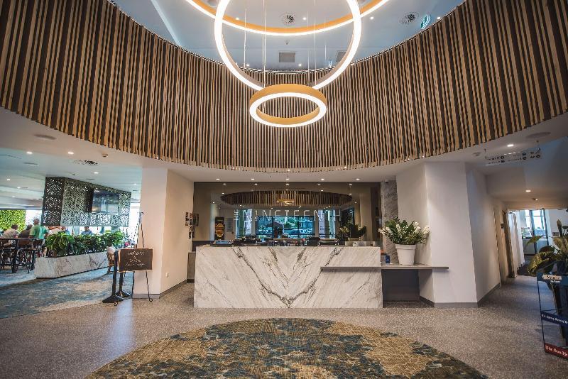 Lobby Best Western City Sands
