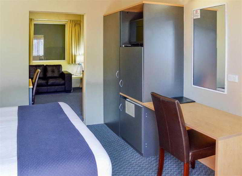 General view Best Western Taree Motor Inn