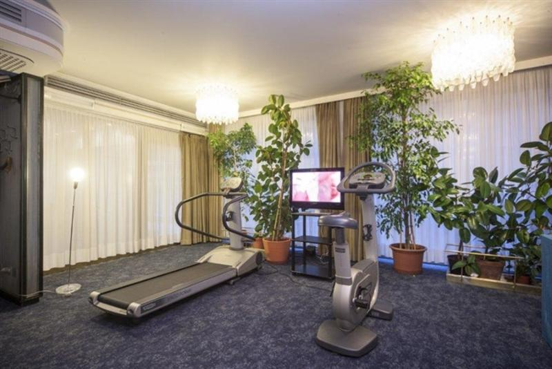 Sports and Entertainment Hotel Bisanzio