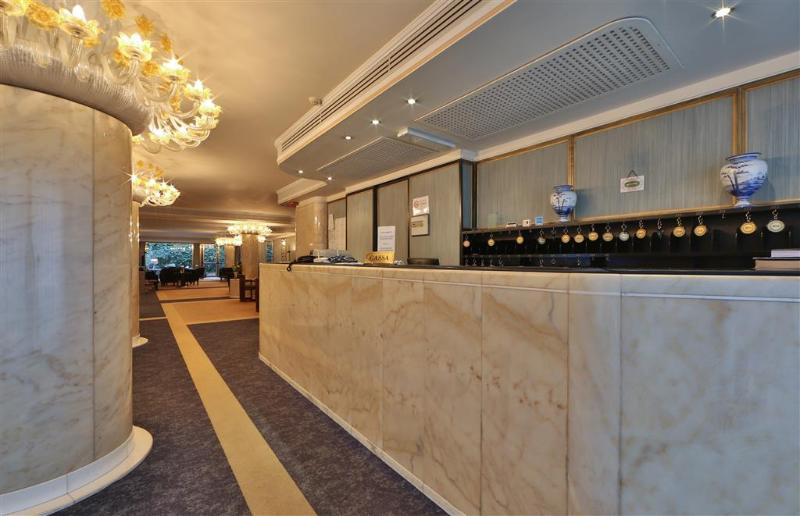 Lobby Hotel Bisanzio