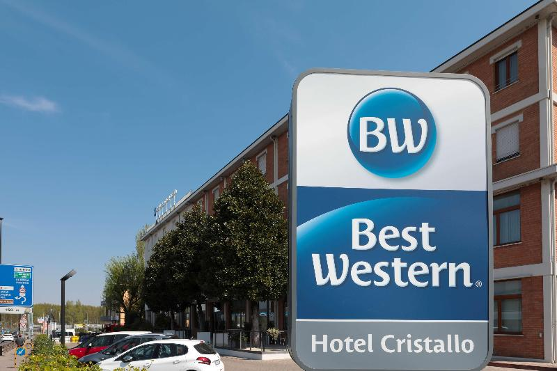 General view Best Western Hotel Cristallo