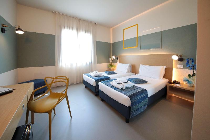 Room Best Western Hotel Cristallo