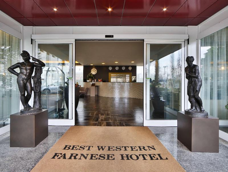 General view Best Western Hotel Farnese