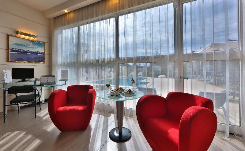 Lobby Best Western Hotel Farnese