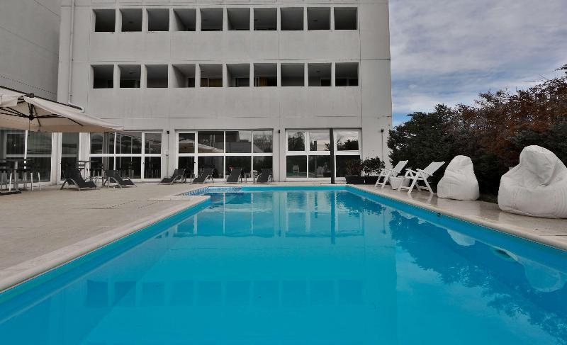 Pool Best Western Hotel Farnese