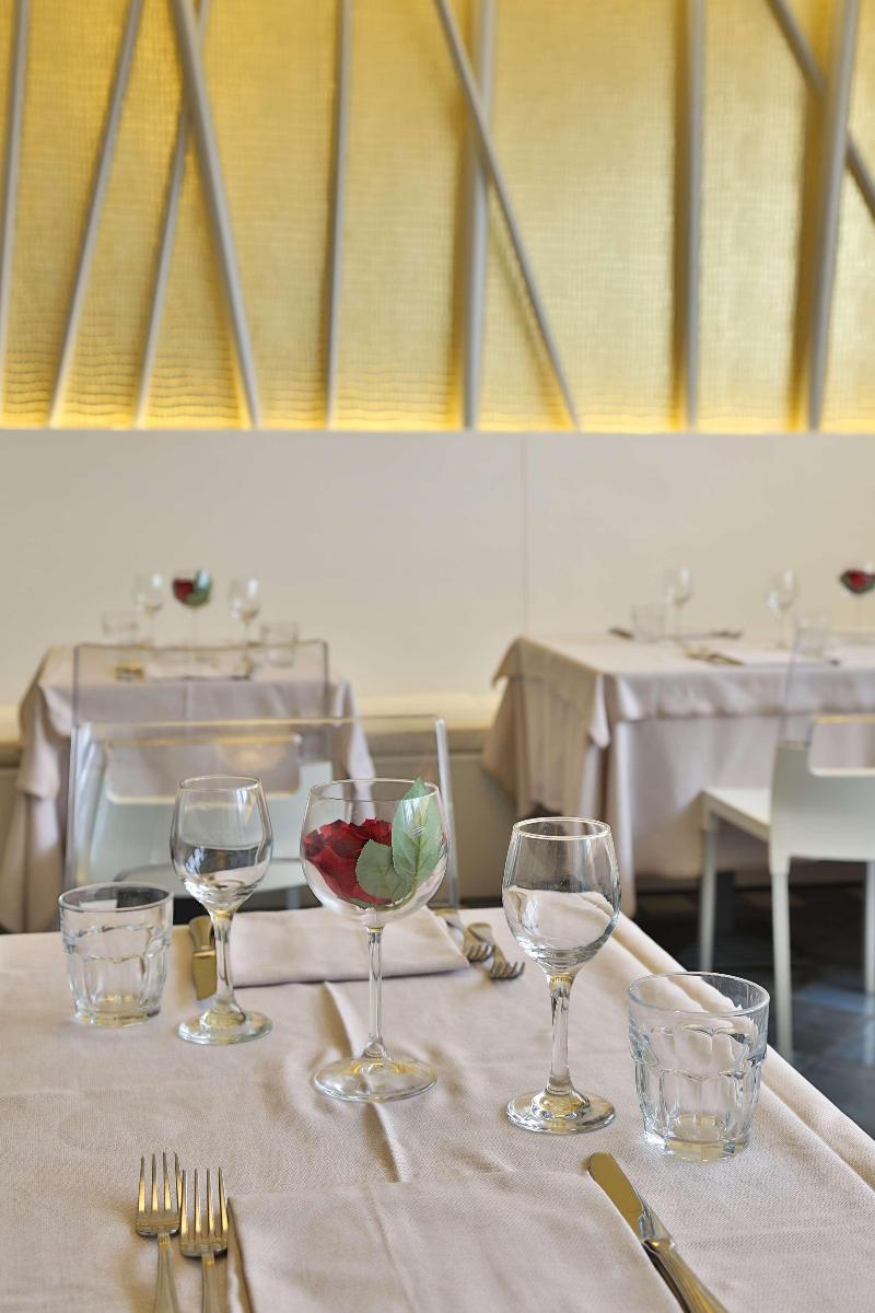Restaurant Best Western Hotel Farnese