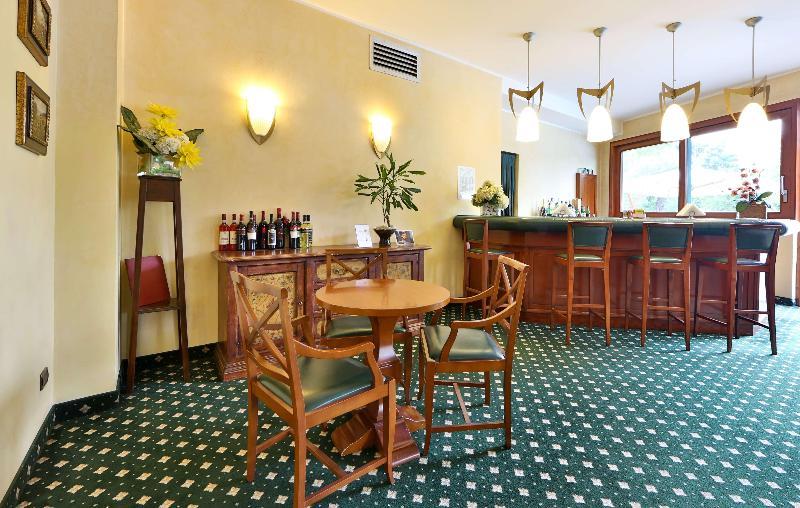 Bar Best Western Hotel Antico Termine Verona