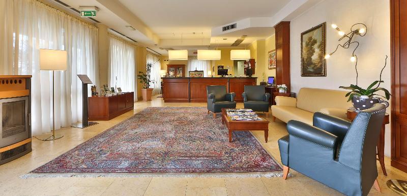Lobby Best Western Hotel Antico Termine Verona