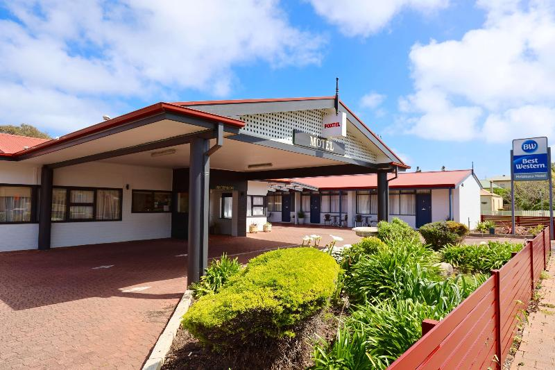 General view Best Western Melaleuca Motel