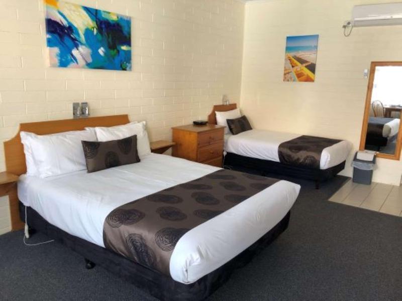 Room Best Western Melaleuca Motel