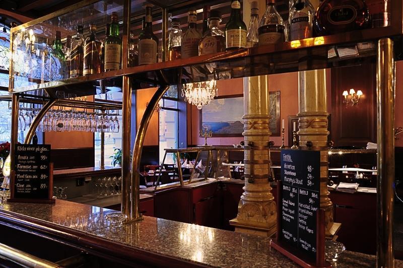 Bar Best Western Hotel Eggers